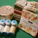 ミシンキルトに適した糸と布の種類