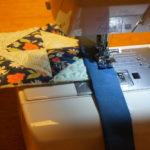 【小物キルト向け】ダブルパイピングの縫いかた